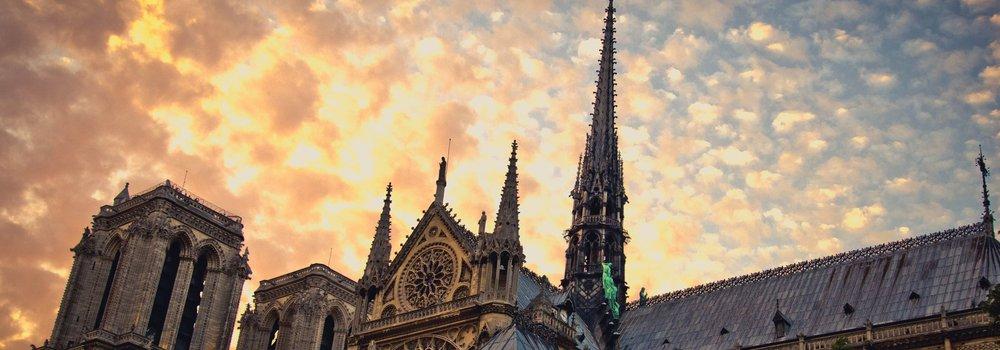 Cathédrale Moyen-Age