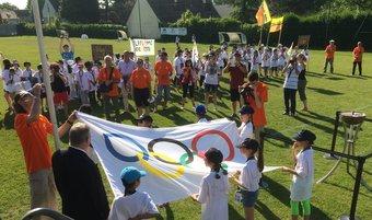 Image de L'Usep et l'olympisme - USEP