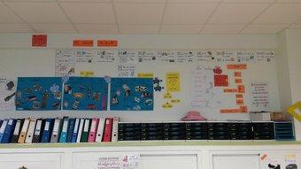 Image de Gérer l'affichage en classe : pour un affichage raisonné - Brown Bear & Co, L'anglais avec le Storytelling