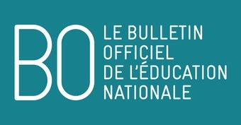 Image de Bulletin officiel spécial n°11 du 26 novembre 2015
