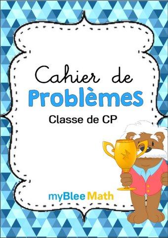 Image de Cahier de problèmes -Classe de CP
