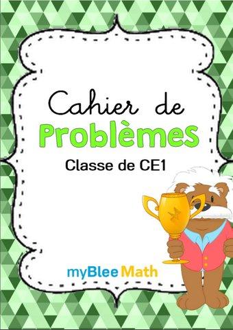 Image de Cahier de Problèmes -Classe de CE1
