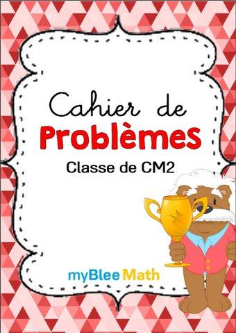 Image de Cahier de problèmes -Classe de CM2