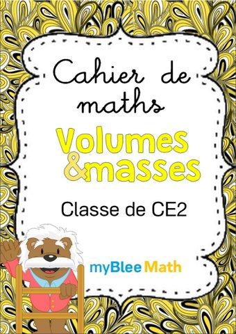 Image de Volumes et masses -CE2