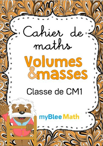 Image de Volumes et masses -CM1