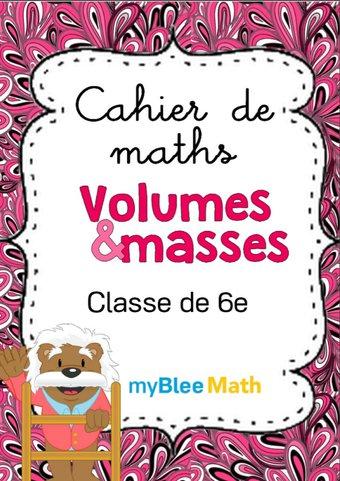 Image de Volumes et masses -6e