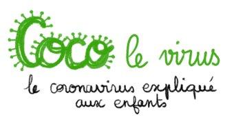 Image de Coco le Virus, le Coronavirus expliqué simplement