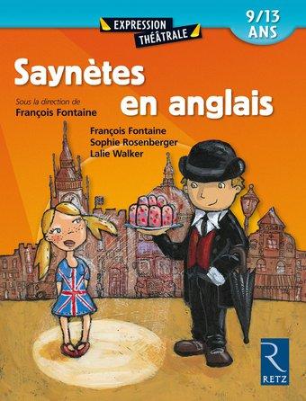 Image de Saynètes en anglais   Les Editions Retz