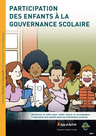 Image de Livret pédagogique : Participation des enfants à la gouvernance scolaire