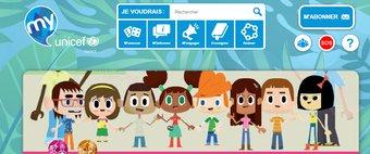 Image de Cécile et Kévin, des dessins animés sur le droit à la différence |  UNICEF France