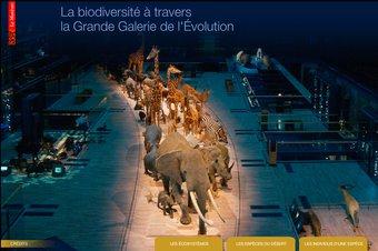 Image de Animation : la biodiversité à travers la Grande Galerie de l'Evolution
