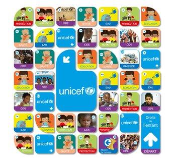 Image de Le jeu de l'oie des droits de l'enfant |  UNICEF France
