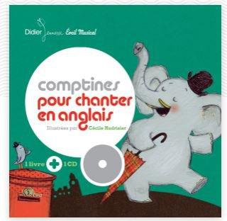 Image de Comptines pour chanter en anglais   Didier Jeunesse