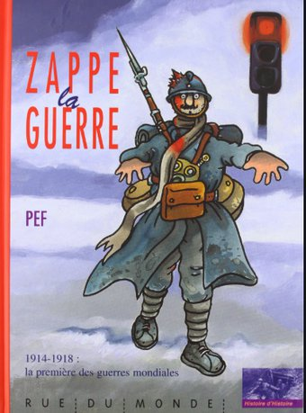 Image de Zappe la guerre-PEF