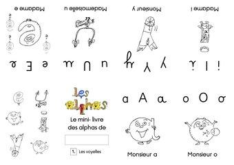 Image de Jeux phonologie - La classe de Luccia !