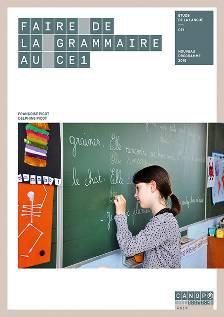 Image de Faire de la grammaire au ce1 – version 2016