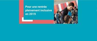 Image de Le service public de l'École inclusive - Pour une école inclusive - Éduscol
