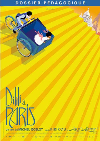 Image de Dilili à Paris, le site pédagogique
