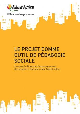 Image de Le projet comme outil de pédagogie sociale