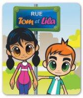 Image de Rue Tom et Lila - Éducation et sensibilisation à la sécurité routière - Éduscol