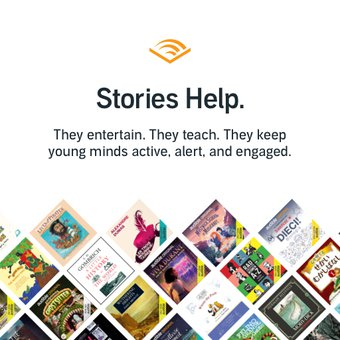Image de Audible Stories | Audible.com