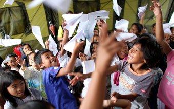 Image de Des fiches thématiques sur les droits de l'enfant