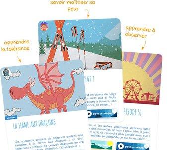 Image de Souffleur de Rêves - Ecoute gratuite de contes audio pour enfants de 3 à 12 ans