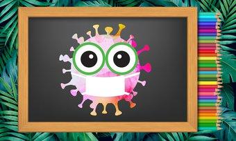 Image de VIDOC un virus pas comme les autres CE1 CE2