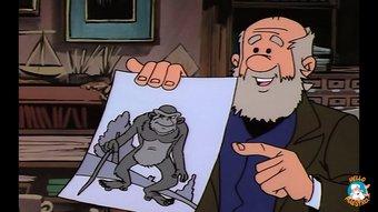 Image de Darwin : la théorie de l'évolution