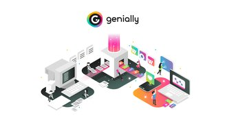 Image de Genially, the tool for bringing  your contents to life