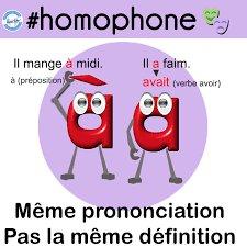 Image de Les homophones grammaticaux