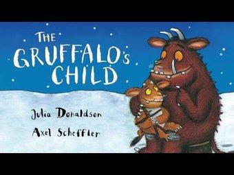 Image de The Gruffalo's Child - Read by Alan Mandel