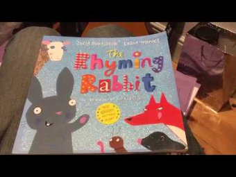 Image de The Rhyming Rabbit by Julia Donaldson - Mr Wickins Reads