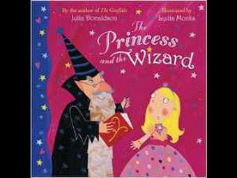 Image de The Princess and The wizard | Books for Kids Read Aloud