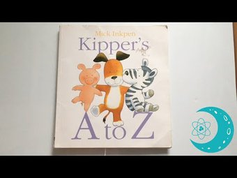 Image de Kipper's A to Z by Mick Inkpen | Book Reading