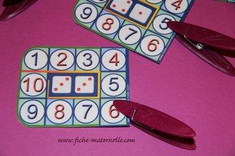 Image de Apprendre en jouant : Cartes à compter, constellations et nombres