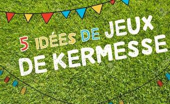 Image de 5 activités pour les kermesses - Blog Hop'Toys