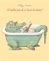 Image de N'oublie pas de te laver  Philippe Corentin