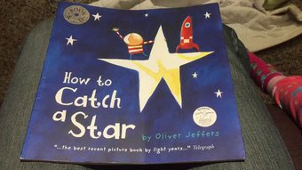 Image de How to catch a star by Oliver Jeffers - Mr Wickins Reads