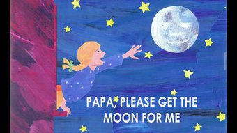 Image de Papa, Please Get The Moon For Me (The Very Hungry Caterpillar and Other Stories)