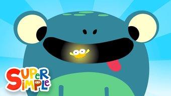 Image de Five Little Speckled Frogs | Kids Songs | Super Simple Songs