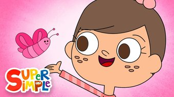 Image de I See Something Pink | Colors Song | Super Simple Songs