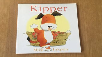 Image de Kipper by Mick Inkpen - Children's Stories
