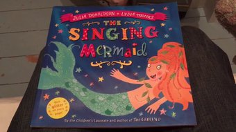 Image de The Singing Mermaid by Julia Donaldson - Mr Wickins Reads