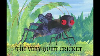 Image de The Very Quiet Cricket (The Very Hungry Caterpillar & Other Stories)