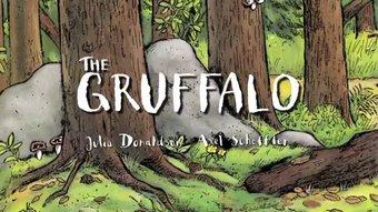 Image de The Gruffalo - Read by Alan Mandel