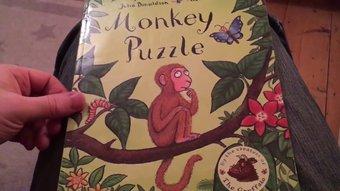 Image de Monkey Puzzle by Julia Donaldson - Mr Wickins Reads