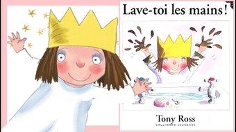Image de Lave-toi les mains ! Histoire pour enfants