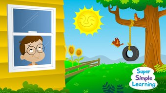 Image de How's The Weather? | Super Simple Songs