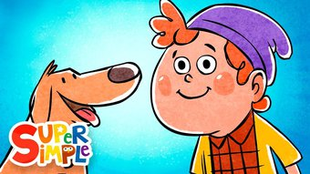 Image de I Have A Pet | Animal Song | Super Simple Songs